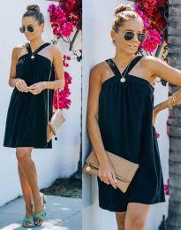 Šaty - kód 9103 - čierná