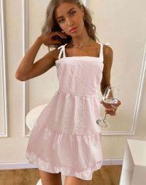 Šaty - kód 0316 - svetlo ružová
