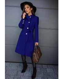 Kabát - kód 396 - modrá