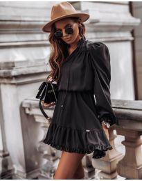 Šaty - kód 3231 - čierná
