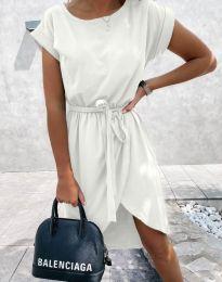 Šaty - kód 2074 - biela
