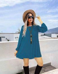 Šaty - kód 1430 - modrá