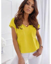 Tričko - kód 920 - žltá