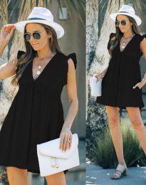 Šaty - kód 7141 - čierná