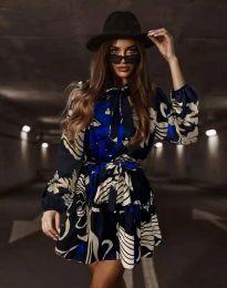 Šaty - kód 3974 - viacfarebné