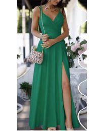 Šaty - kód 8489 - zelená