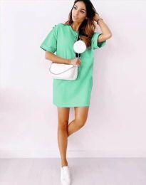 Šaty - kód 2231 - mentolová