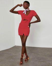 Šaty - kód 1294 červená