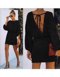 Šaty - kód 940 - čierná