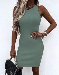 Šaty - kód 6331 - mentolová