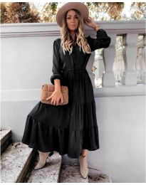 Šaty - kód 5150 - čierná