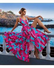 Šaty - kód 1139 - viacfarebné