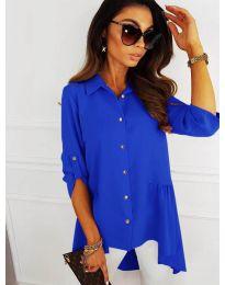 Košila - kód 5689 - modrý