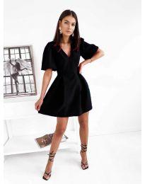 Šaty - kód 0807 - čierná