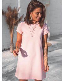 Šaty - kód 2299 - ružová