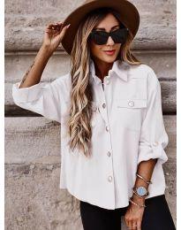 Košeľa - kód 5293 - biela