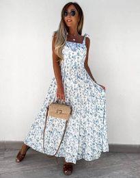 Šaty - kód 2653 - farebná