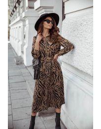 Šaty - kód 7494 - 6 - viacfarebné