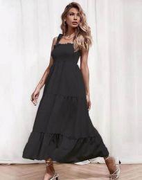 Šaty - kód 1729 - čierná