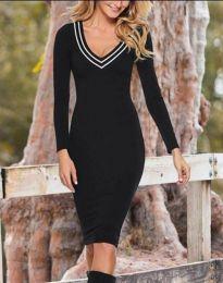 Šaty - kód 35333 - 1 - čierná