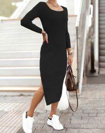 Šaty - kód 2326 - čierná
