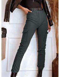 Nohavice - kód 4842 - tmavě šedá
