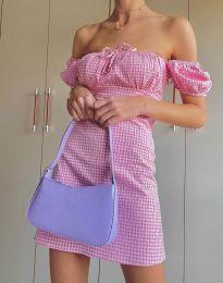 Šaty - kód 2594 - 1 - ružová
