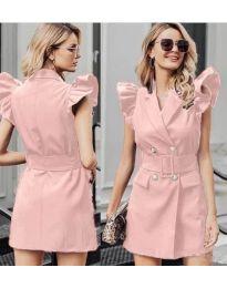 Šaty - kód 311 - ružová