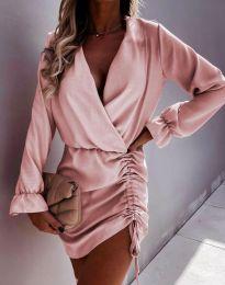 Šaty - kód 4271 - svetlo ružová
