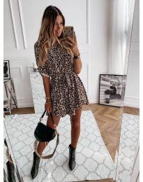 Šaty - kód 841 - 1 - farebná