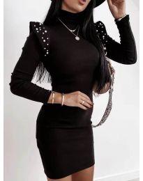 Šaty - kód 2323 - čierná