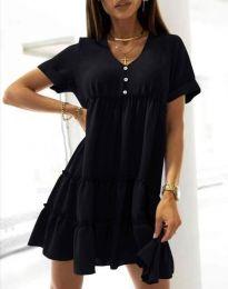 Šaty - kód 7205 - čierná