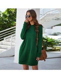 Šaty - kód 785 - zelená