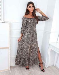Šaty - kód 6319 - viacfarebné