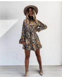 Šaty - kód 248 - 1 - farebná