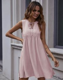 Šaty - kód 0286 - ružová