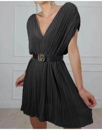Šaty - kód 5670 - čierná