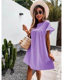Šaty - kód 744 - fialová