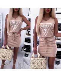 Šaty - kód 2233 - ružová
