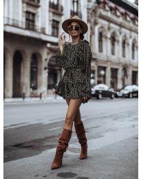 Šaty - kód 0701 - čierná