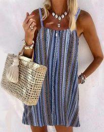 Šaty - kód 0093 - 2 - farebná