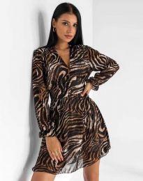 Šaty - kód 8433 - viacfarebné