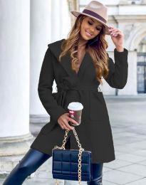 Kabát - kód 4973 - čierná