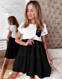 Šaty - kód 2506 - čierná