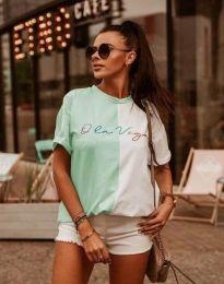 Tričko - kód 0563 - 2 - farebná