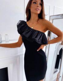 Šaty - kód 0991 - čierná