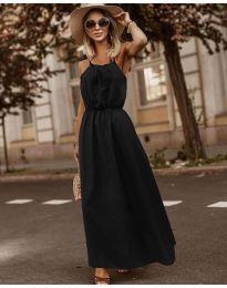 Šaty - kód 3323 - čierná