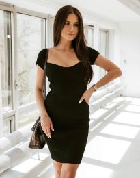 Šaty - kód 0992 - čierná