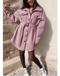 Šaty - kód 0707 - ružová