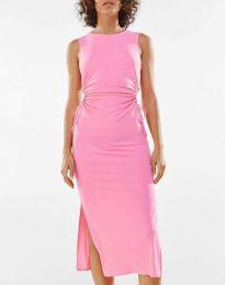 Šaty - kód 1272 - ružová